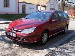 Citroën C5 - 2004-2008 - RECENZE OJETINY