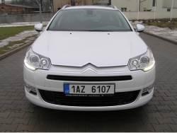 Citroën C5 2.2 HDi Tourer (2011)