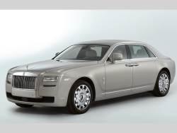 Rolls-Royce - Ghost (EWB)