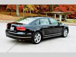 VW Passat - USA verze