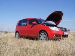 Škoda Roomster - recenze ojetin