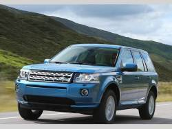 Land Rover Freelander (2013)