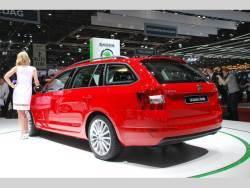 Škoda Octavia Combi 2013