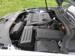 Škoda Superb motor