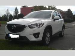 ZKUŠENOSTI UŽIVATELE: Mazda CX-5