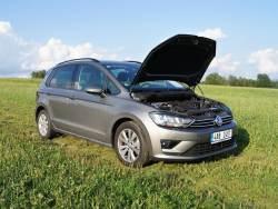 Volkswagen Golf Sportsvan 1.4 TSI Comfortline_motor