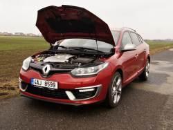 Renault Megane motor