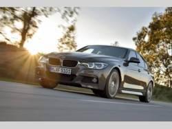 BMW řady 3 2015