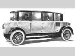 Tropfenwagen