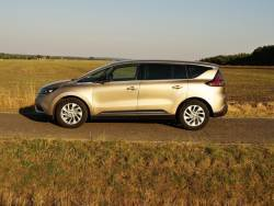 Renault Espace jizda