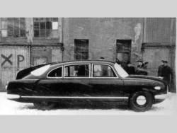 Tatra T-603 prototyp
