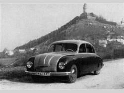 Tatra T-600 Tatraplan diesel