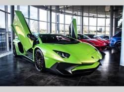 Lamborghini Aventador Superveloce LP 750-4