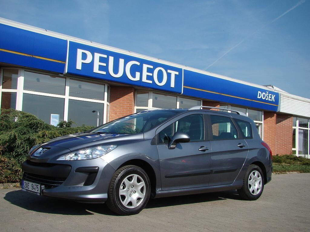 Peugeot 308 Sw V Dlouhodob 233 M Testu Tipcars Com Celkov 253