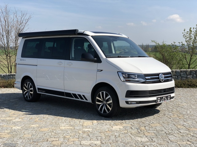 volkswagen multivan california 2 0tdi 4m dsg 23. Black Bedroom Furniture Sets. Home Design Ideas
