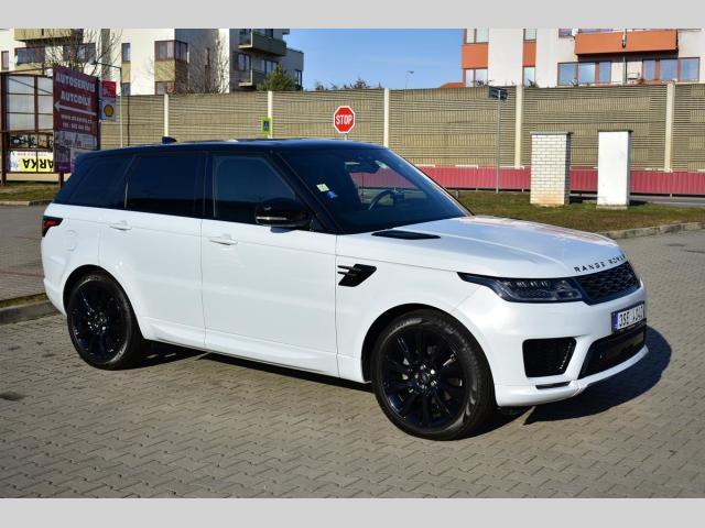 Land Rover Sport >> Land Rover Range Rover Sport 3 0 Sdv6 Hse Black Paket Dynam
