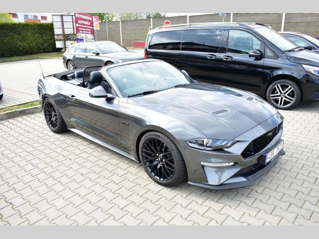Ford Mustang 5 0 Gt V8 Cabrio Zá 7let Roush