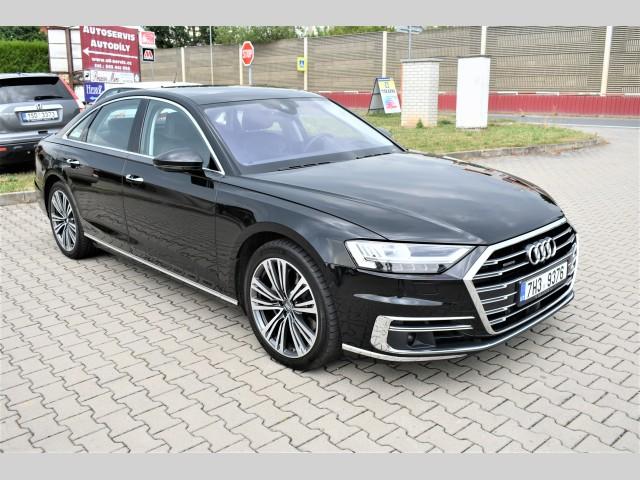 Audi A8 50 Tdiquattro Matrix