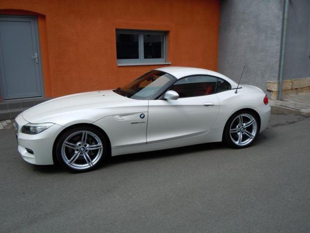 Bmw Z4 Sdrive 35is M Paket Top Stav