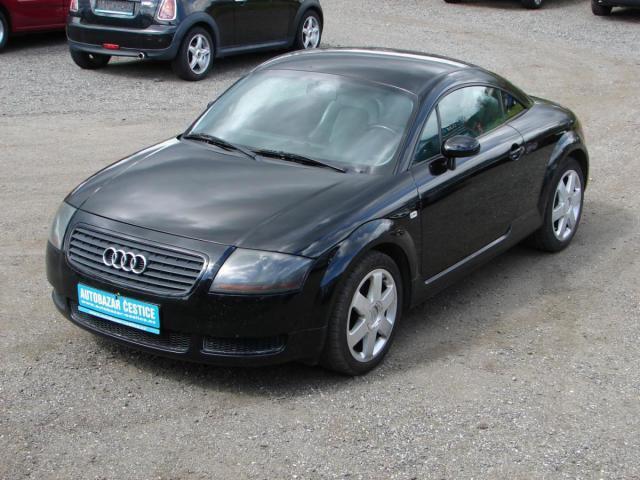 Audi Tt Coupé 18 T Serviska